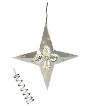 Stjerne med blomster, Sølv
