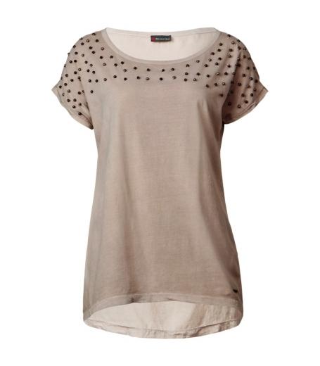 Street One T-Shirt med perler