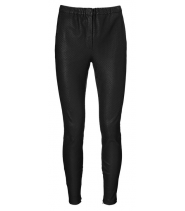 Stretch leather leggings fra Gustav - 18026