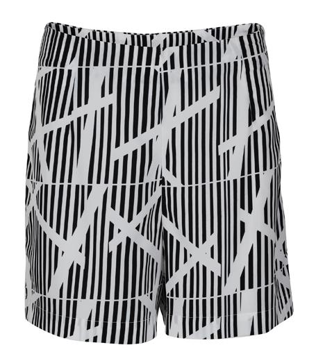 Stribet shorts fra Drys