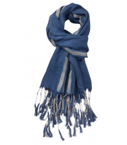 Stribet tørklæde fra Gustav