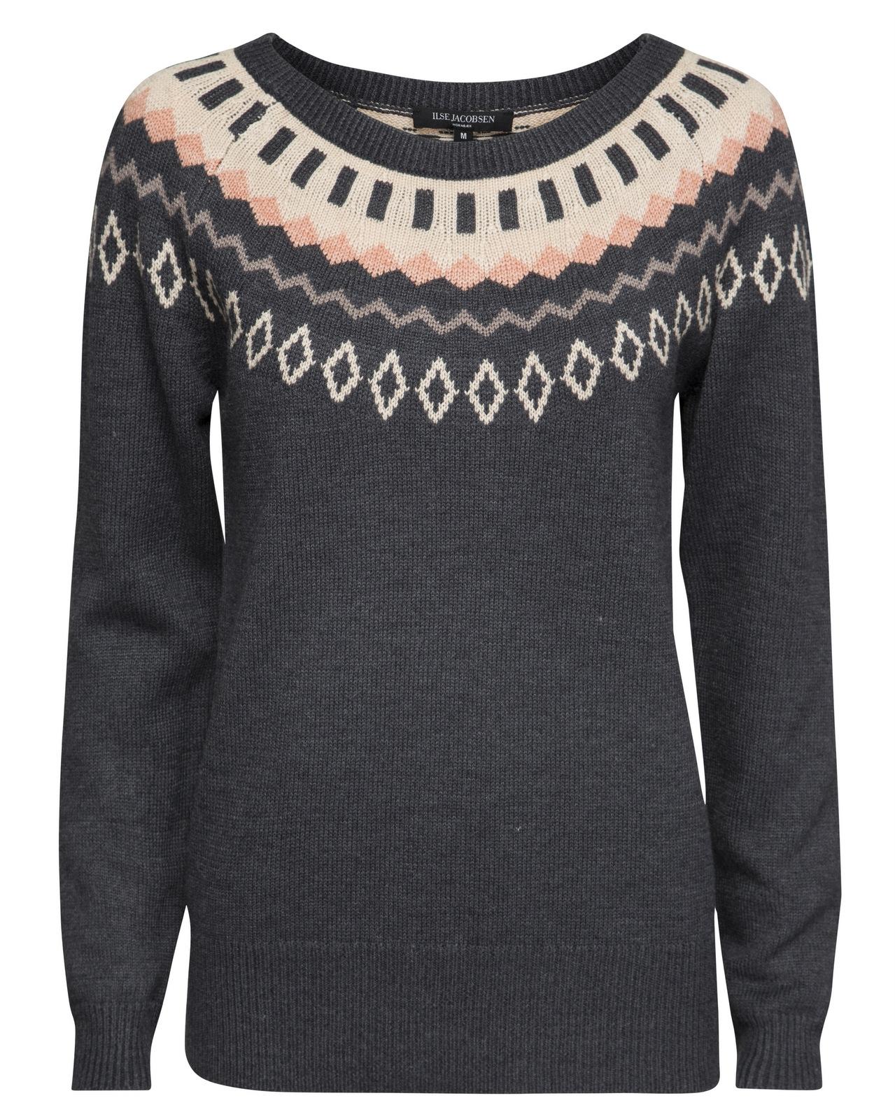 strikkede bluser til kvinder