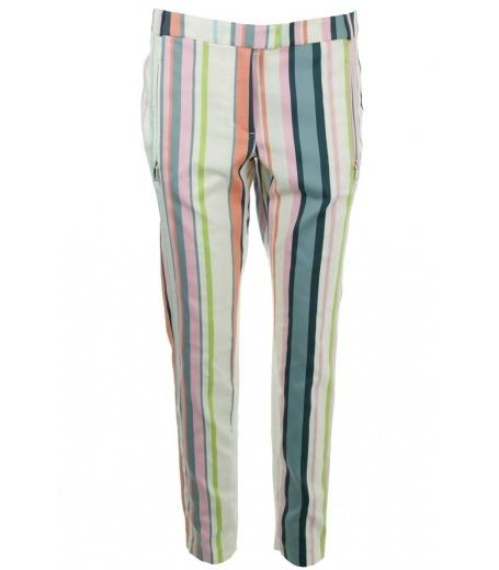 Stripe 7/8 pants