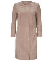 Suede jakke kjole fra Gustav - 18505