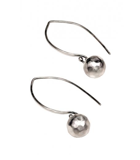Tina Hjelm øreringe 9 mm kugle