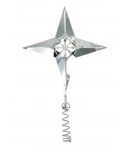 Top eller hængende stjerne, Sølv