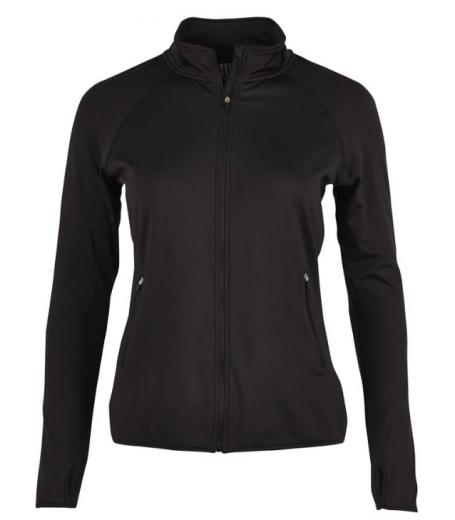 Træningsjakke fra Saint Tropez Athleisure - N4030