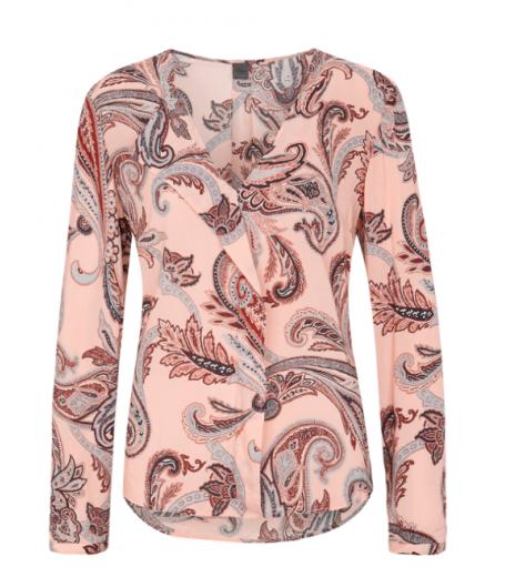 Tunika bluse fra S.Oliver