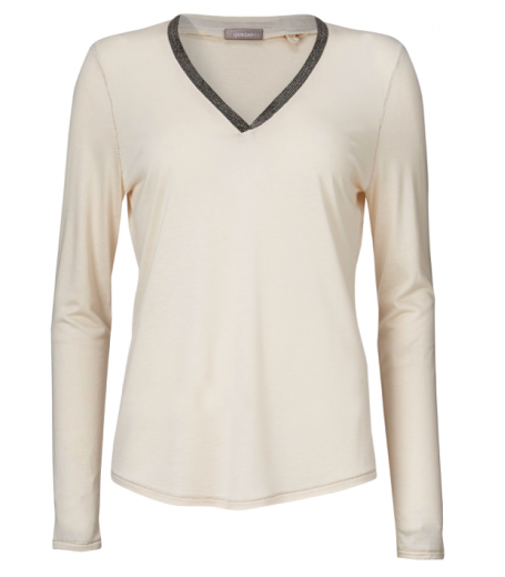 V-NECK T-SHIRT - GUSTAV 16734