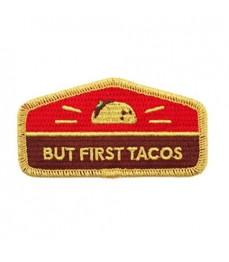VALLEY CRUISE BUT FIRST TACOS PATCHES
