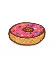 VALLEY CRUISE DELICIOUS DONUT MINI STICKY PATCH