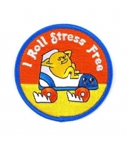 VALLEY CRUISE I ROLL STRESS FREE PATCHES BY RUAN
