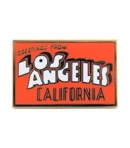 VALLEY CRUISE LOS ANGELES POSTCARD