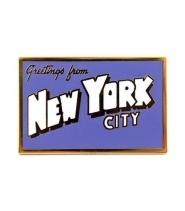 VALLEY CRUISE NEW YORK POSTCARD