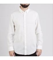 Velour oregon - Hvid Skjorte