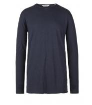 WADE tshirt - BLACK IRIS