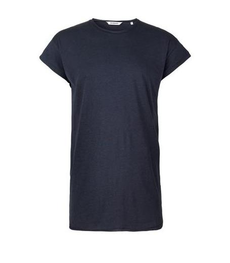 WADE SHORT tshirt - BLACK IRIS