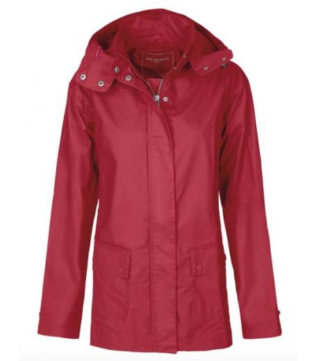 Woman rainjacket