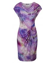 Womens knee length dress