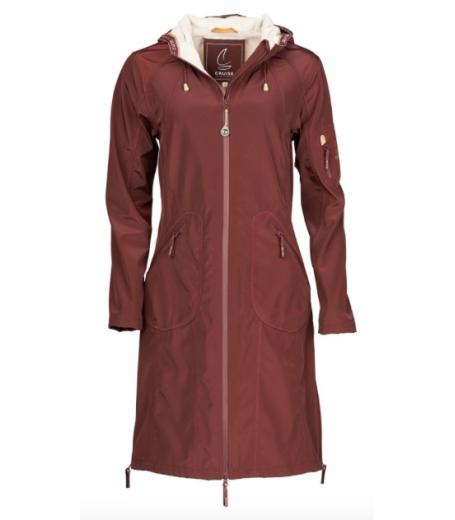 Womens raincoat