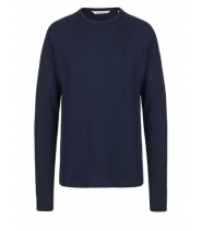 WRIGHTY - BLACK IRIS sweatshirt