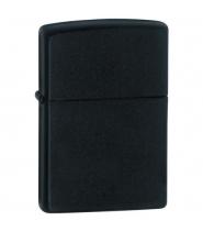 Zippo lighter - Black Matte
